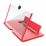 Mobile Phone Magnifying Folding HD Video Stand for Smartphones