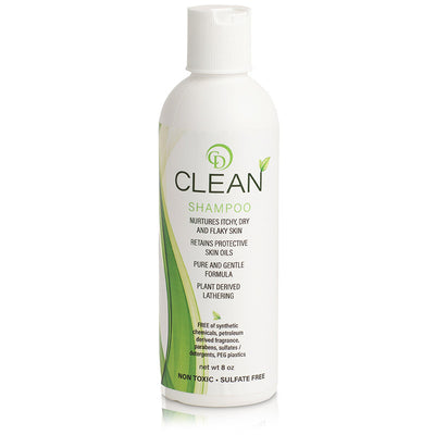 CD CLEAN Shampoo - 8oz