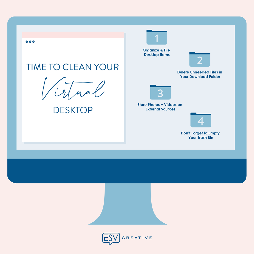 4 ways to clean your virtual desktop