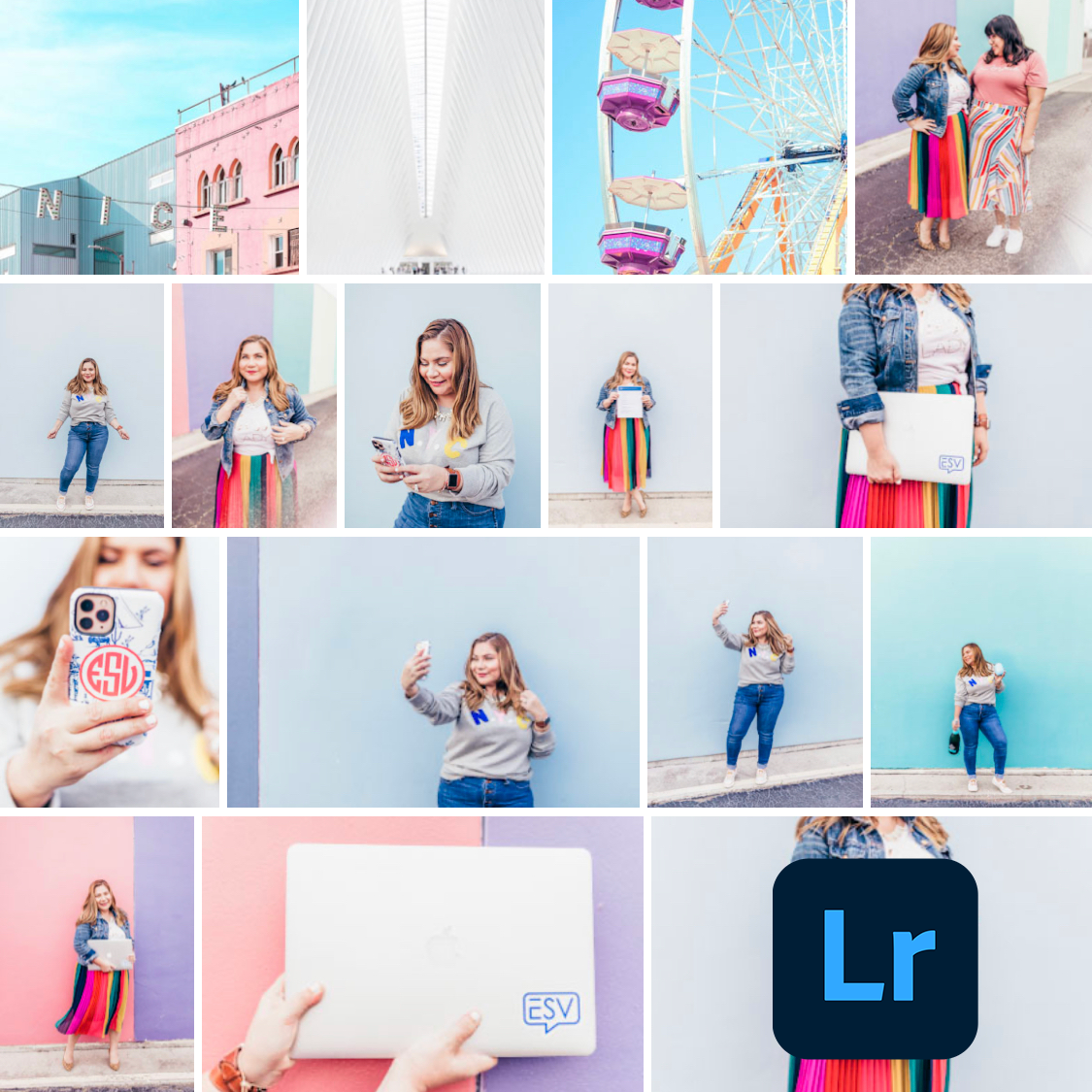 Pop of Color Preset Pack - ESV Creative