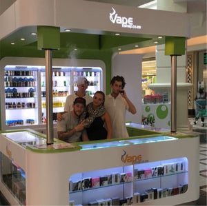 Vape Shop - Canal Walk