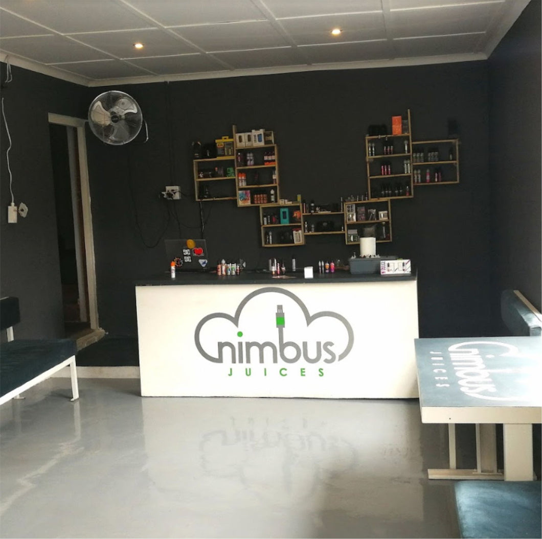 Nimbus Juices Vape Shop - Wellington