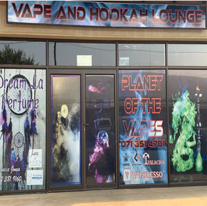 Planet of the Vapes - Lichtenburg