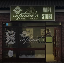 Load image into Gallery viewer, Captain's Vape Corner - George