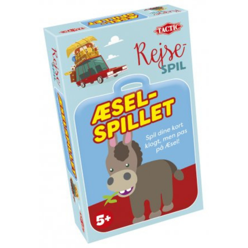Image of Tactic Æselspillet (Tactic-54393)