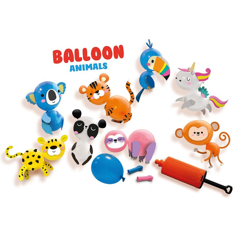 Image of SES CREATIVE Ballondyr (room2play-S14649)