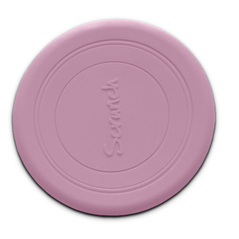 Image of Scrunch frisbee, rosa (Andemor-110082)