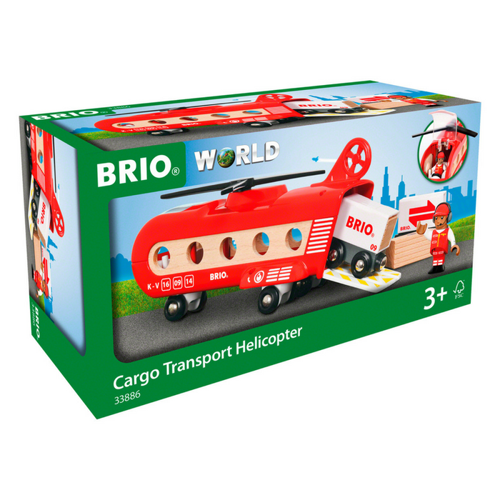 BRIO fragthelikopter (2)
