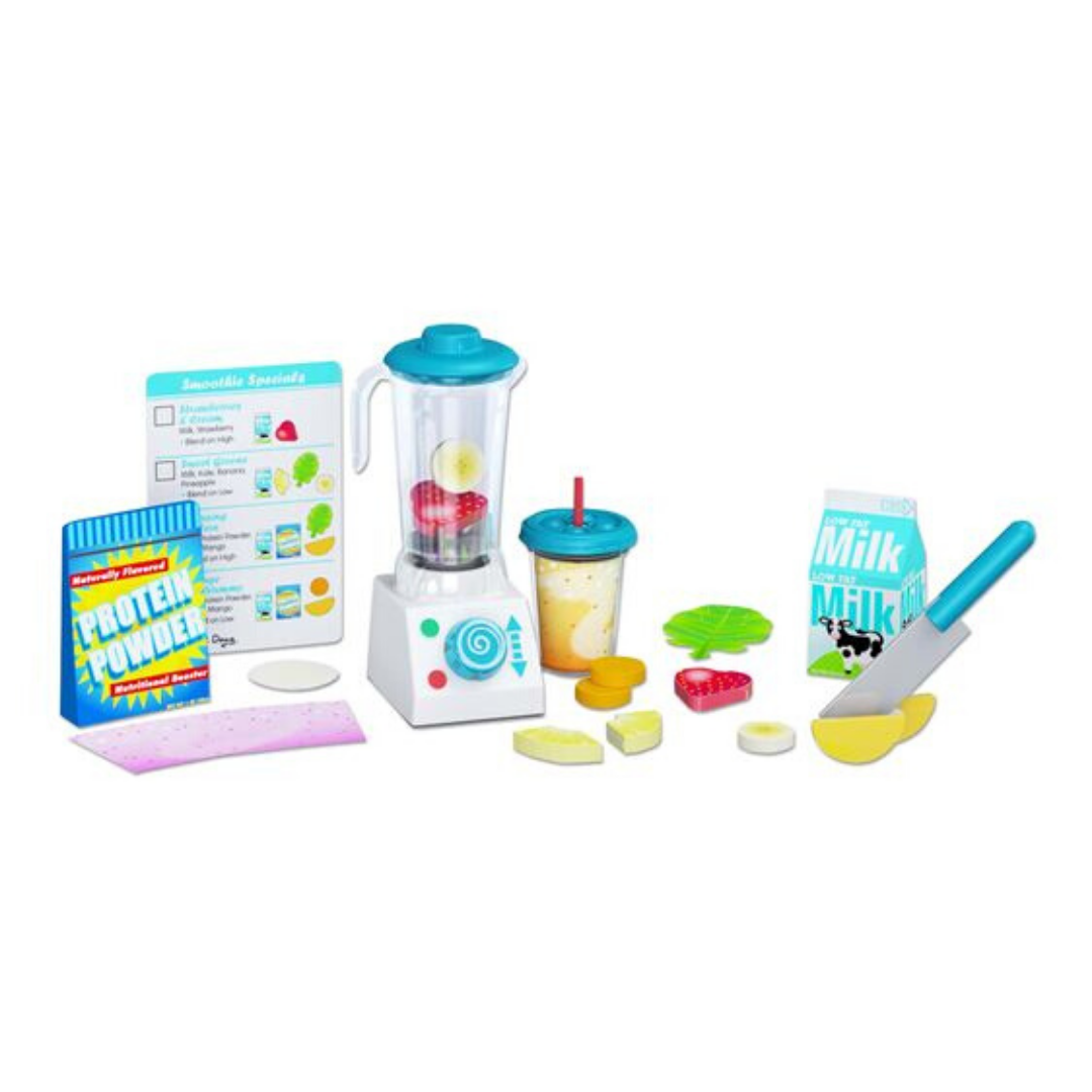 Image of Melissa & Doug smoothie blender sæt (Melissa&Doug-19841)