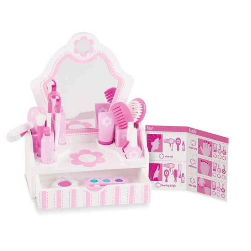 Image of Melissa & Doug beauty salon (Melissa&Doug-13026)