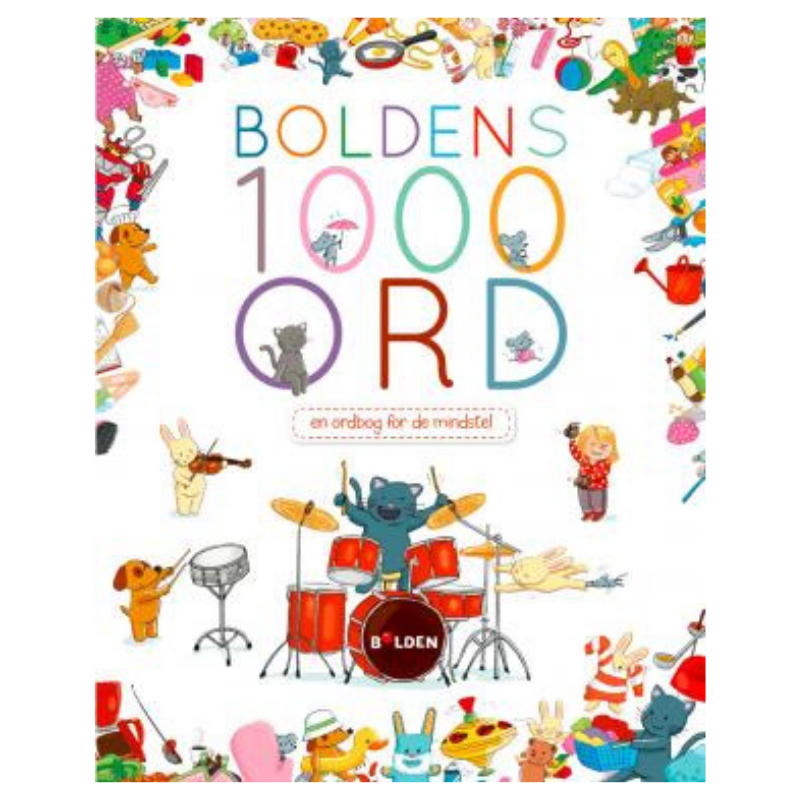 Image of   Bolden, Boldens 1000 ord