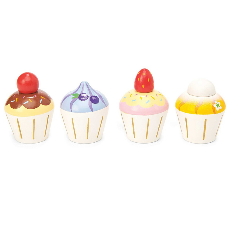 Image of Le Toy Van cupcakes (Room2play-LTV331)