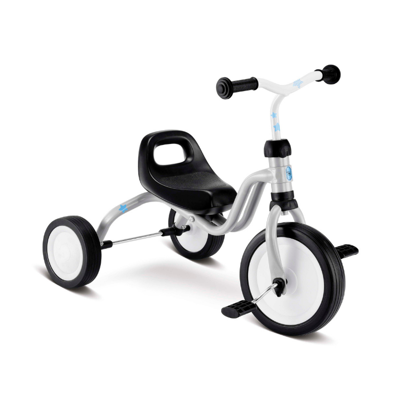Puky pedalcykel grå Fitsch