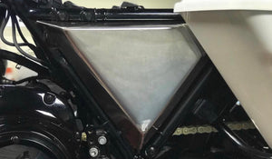 2009-2020 Harley Davidson Touring Side Cover FXR Style