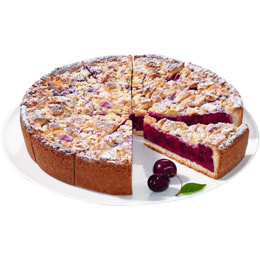 Premium Cherry Cake with Butter Crunch 2kg (Frozen)