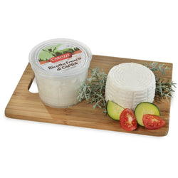 Ricotta Goat Milk +/- 200g (FRESH FROM ITALY) - Good Food
