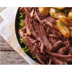 Cuban Slow Cooked Pulled Pork 500g (CHILLED)
