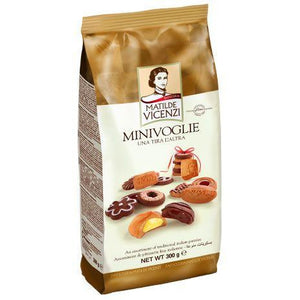 Assorted Pastry Cream Filling 300g VICENZI