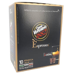 Capsule Arabica 5g x 10 Pcs E'SPRESSO - Good Food