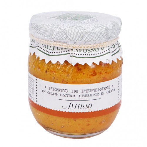 Pesto with Peppers 180g - Good Food