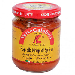 Image for : Nduja Hot Italian Sauce with 3% Pork Meat 190g