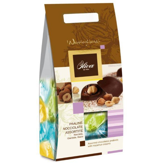 Noccioghiotti Chocolate Assorted 3 Flavours 200g - Good Food