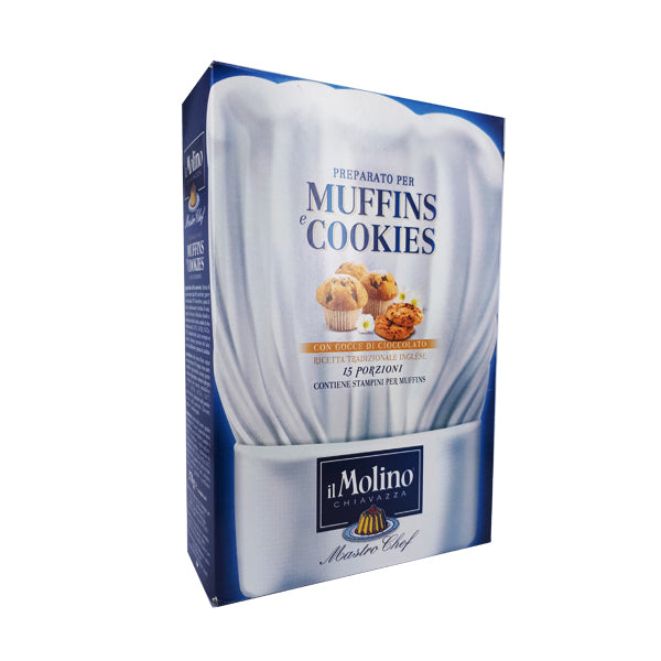 Premix For Muffins & Cookies 370g M. - Good Food