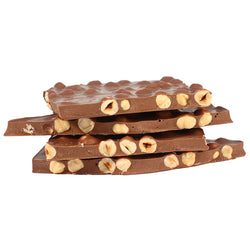 Bars : Milk chocolate with hazelnuts 100g GARDINI Exp. 30.11.20