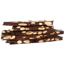 Bars : Dark chocolate with almonds 100g GARDINI Exp. 30.11.20