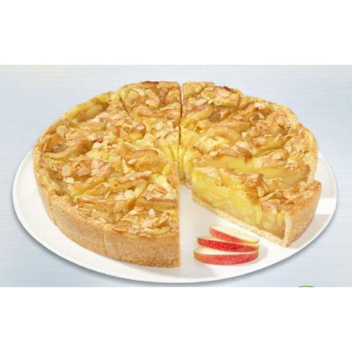 Finest Apple Cake (Vegan) 2.25kg (Frozen) - Good Food