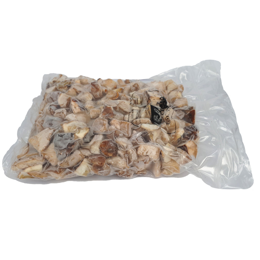 Frozen Porcini / Cepes CUBE 1kg - Good Food