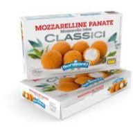 Breaded Mini Mozzarella Cheese Bites 250g - Good Food