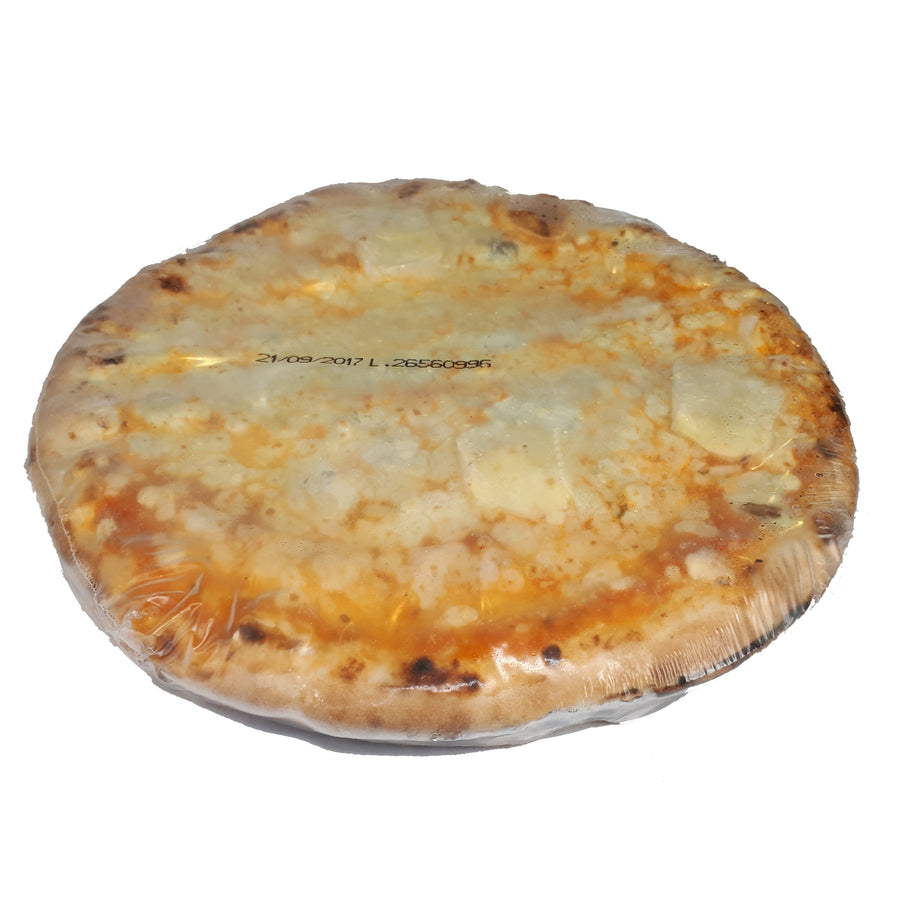 Frozen Pizza 4 Cheese 2 Pcs (11' -28Cm) - Good Food