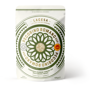 Grated Pecorino Romano (Sheep Milk)DOP 250g