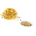 Image for : Spaghetti with Pecorino cheese and pepper 350g in Microwave