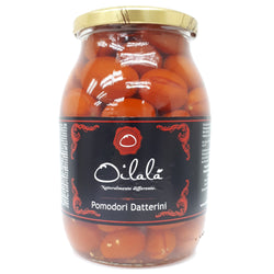 Organic Datterino Tomatoes in water 1 kg - Good Food