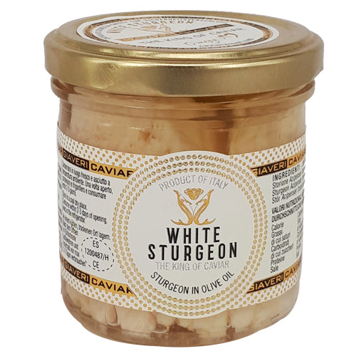 White Sturgeon 150g - Good Food