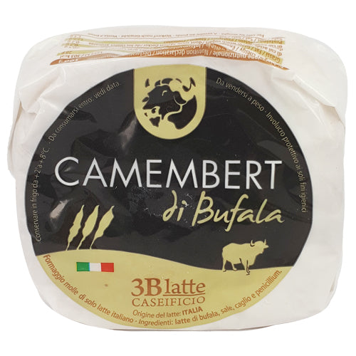 Camembert Buffalo ±245g - Good Food