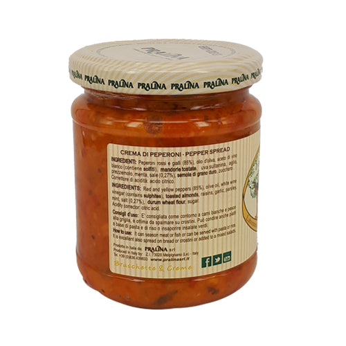 Bell Pepper Spread 180g - Good Food