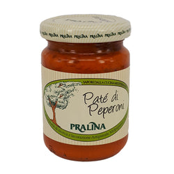 Peppers Pate' 130g - Good Food