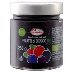 Organic Forest Fruits Extra Jam 250g - Good Food