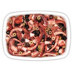 Salad With Octopus and Olives 200g (Chilled)