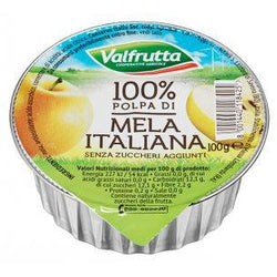 Apple Fruit Puree 100g - Good Food