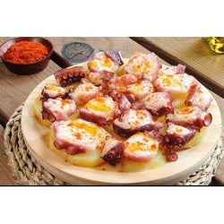 Frozen Slices Octopus 200g