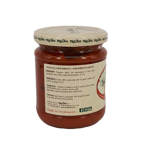 Arrabbiata Sauce 180g - Good Food