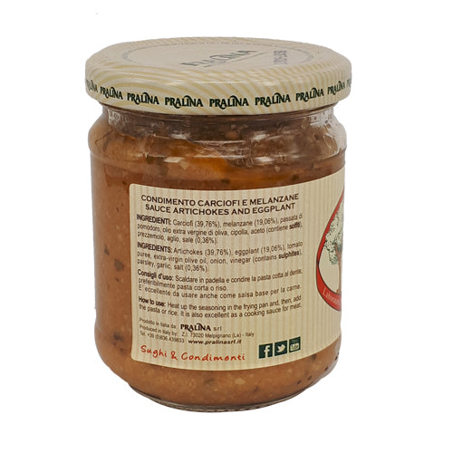 Artichoke & Aubergine Seasoning 180g - Good Food