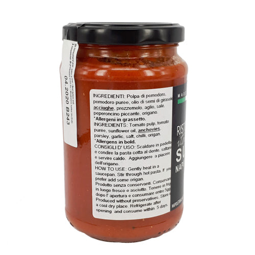 Napoletana Sauce 340g - Good Food