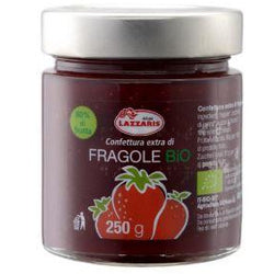 Organic Strawberry Extra Jam 250g - Good Food