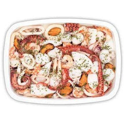 Seafood Appetizer without vegetables 200g (Chilled)
