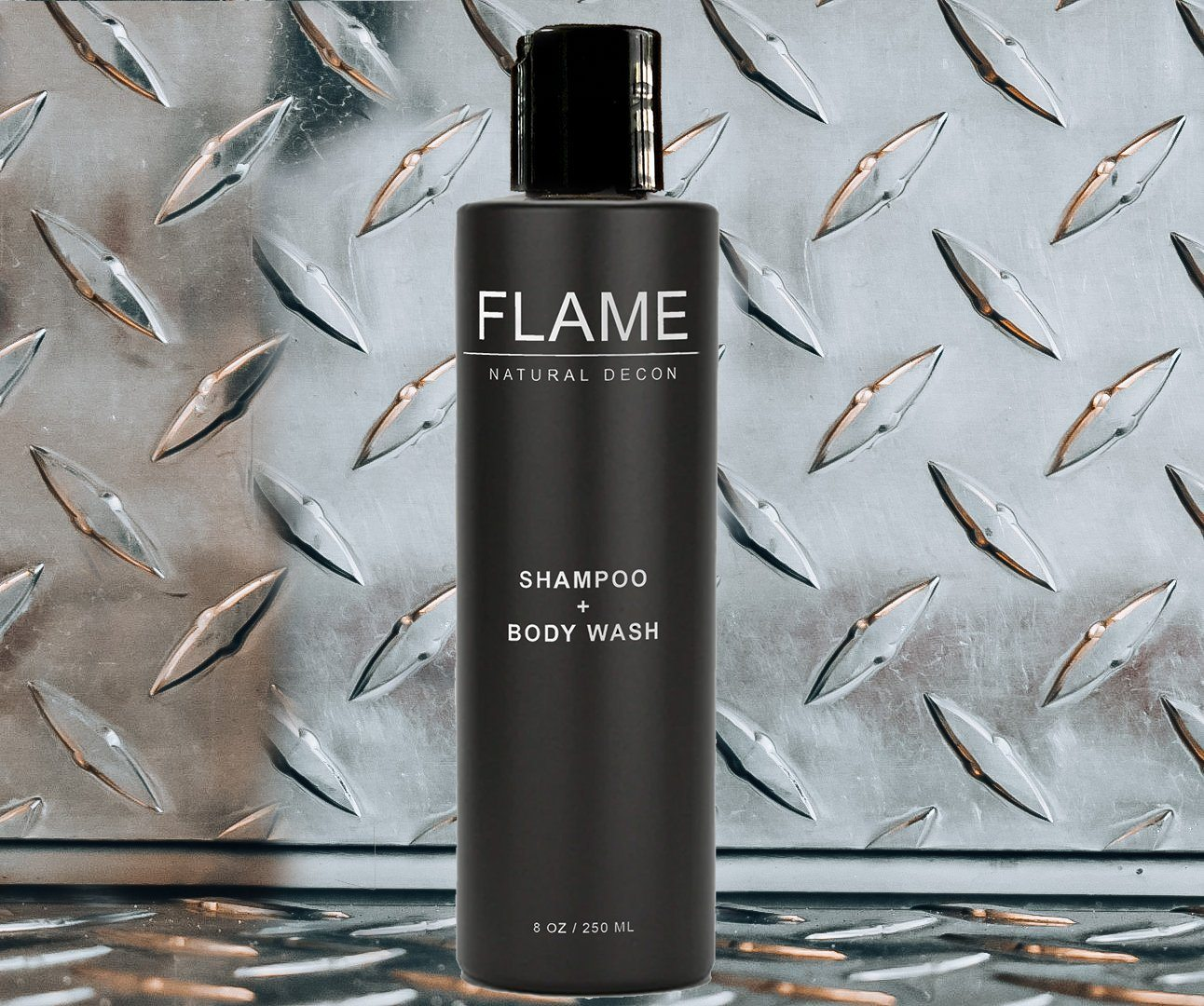 Shampoo + Body Wash FLAME Natural Decon